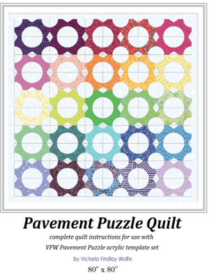 Pavement Puzzle *Pattern Instructions Only