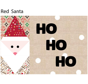 *NEW* Santa Pillow Kit