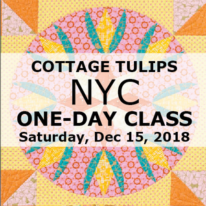*NEW* NYC Day Class Dec. 15: Cottage Tulips