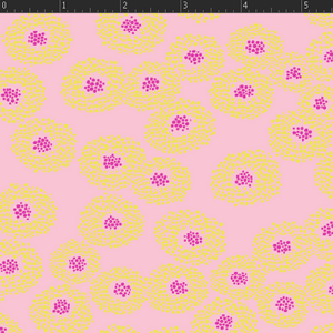 Flair - Pink Fabric VF302-PI2
