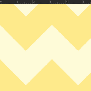 *NEW* Chevron Stripe - Yellow Fabric VF203-YE2