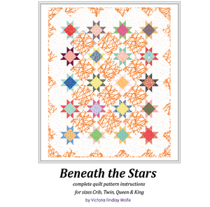 *NEW* Beneath the Stars Quilt Patttern