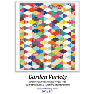 Garden Variety: *Pattern Instructions Only