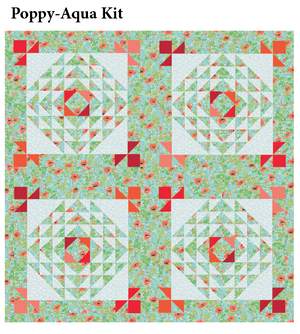 *NEW* Picnic Flowers Quilt Kit