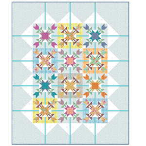 *NEW* Mod Bouquet Quilt: Kit