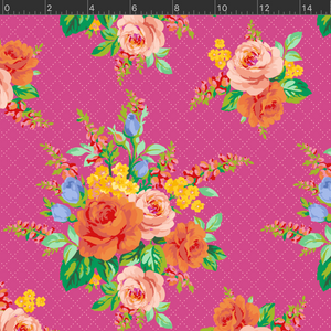 *NEW* Elise Floral - Pink Fabric