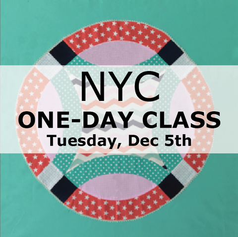 *New* NYC Class Dec 5: DWR Pillow DEPOSIT