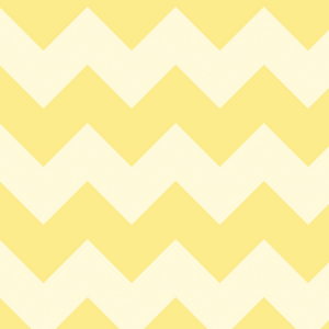 Chevron Stripe - Yellow Fabric VF203-YE2