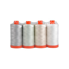 *NEW* 4 Pack Light Work 50wt Aurifil Thread pack