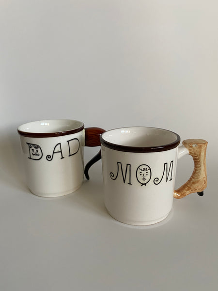 Mom & Dad Mugs