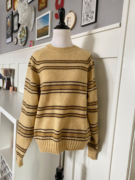 Striped Sweater - Size S/M