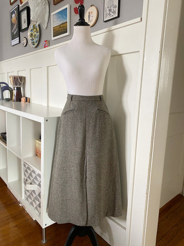 Wool Skirt - Size XS/S
