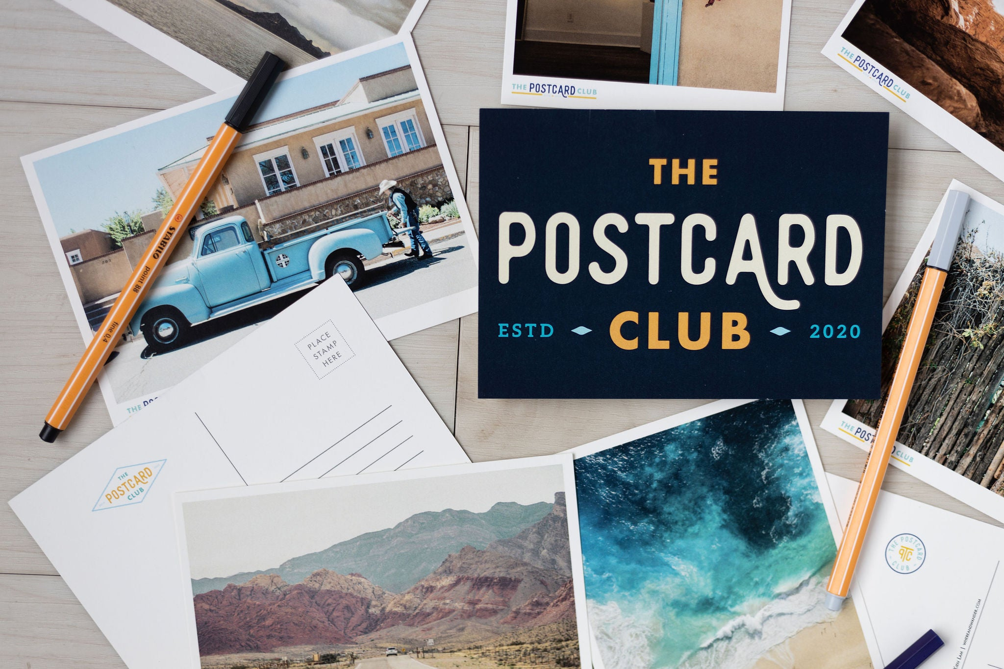 Annual Postcard Kit (save 15%!)