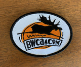 BWCA Patch - Flying Moose