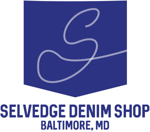 Selvedge Baltimore Logo