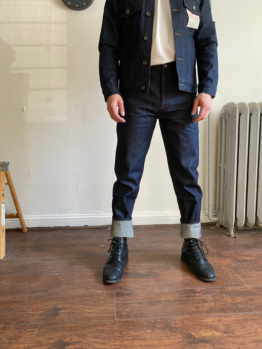 UB601 Relaxed Tapered Fit