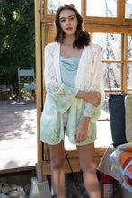 Load image into Gallery viewer, POL Feeling the Breeze in Pistachio-Ombre Cardigan