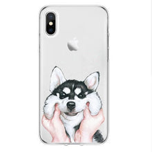 Load image into Gallery viewer, For iphone case 5s Cover Marble Soft Silicon Phone Case For Iphone X XS 7 8 Plus 6S 6 5 SE Coque Funda For iphone 8plus case