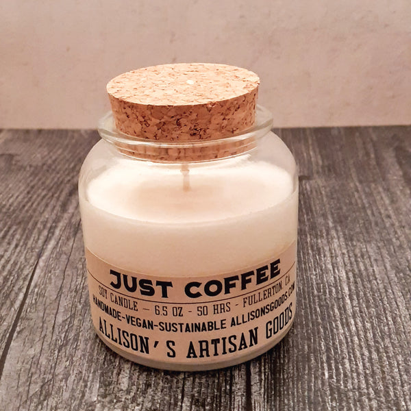 Just Coffee Candle