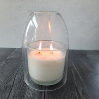 Double Wick Candle
