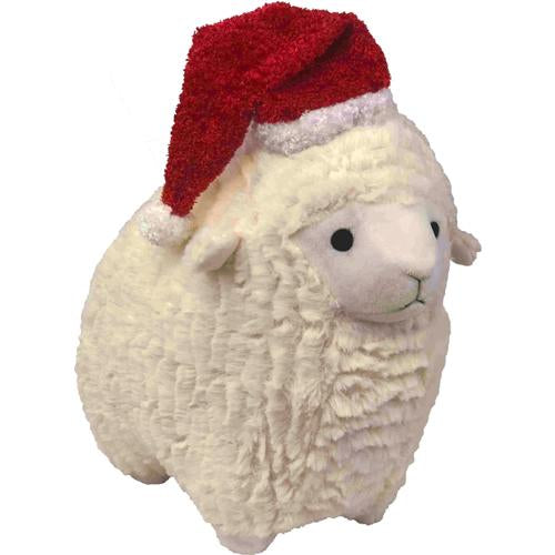 Petlou Holiday 2020 Lamb Dog Toy, 10