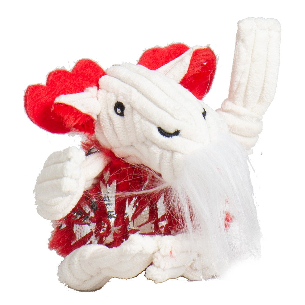 HuggleHounds Holiday 2020 Puttin' on the Glitz Moose Knottie Wee 6 pack