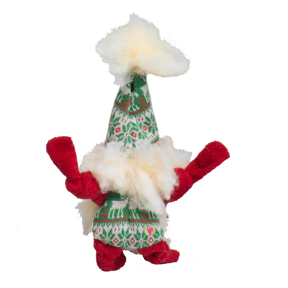 HuggleHounds Holiday 2020 Winter Wonder(land) Gnome Knottie - Wee 6 pack