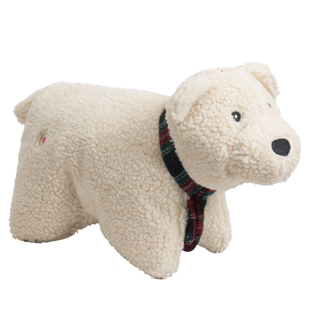 HuggleHounds Holiday 2020 Soft n' Snugglie Squooshie Polar Bear - Small