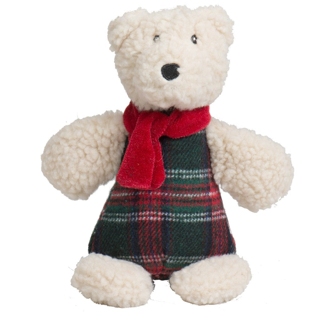 HuggleHounds Holiday 2020 Soft n' Snugglie Chubbie Buddie Polar Bear - Large