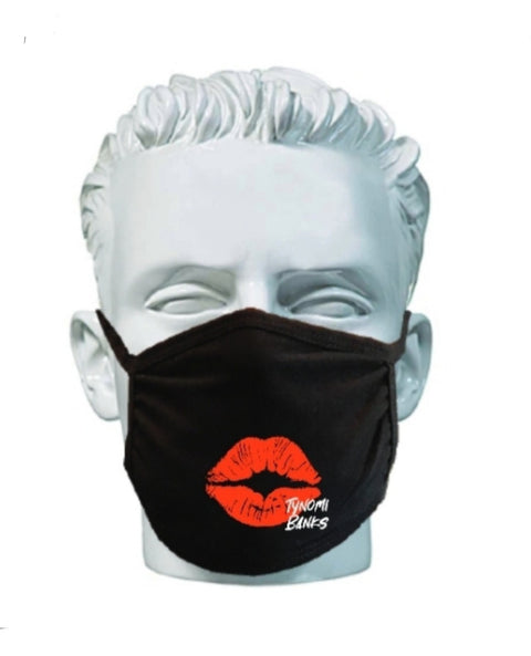 Tynomi Banks Face Mask