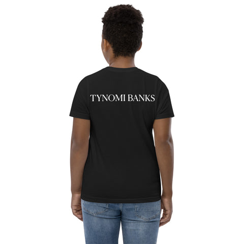 Tynomi Banks - BLACK LIVES MATTER T-shirt (youth)