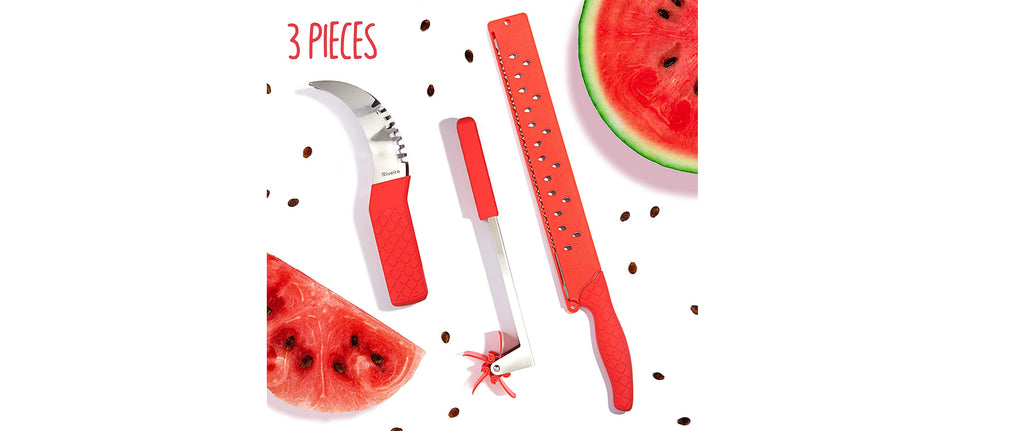 WATERMELON CUTTER SET [BUYER'S GUIDE]