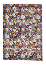 Load image into Gallery viewer, 16th Avenue 34A Multi-Coloured Modern Rug
