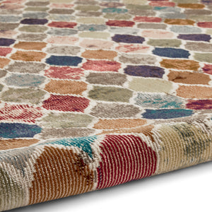 16th Avenue 35A Multi Coloured Modern rug