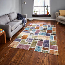 Load image into Gallery viewer, 16th Avenue 37A Multi Coloured Modern rug