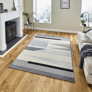 Vancouver 18488 Geometric Modern Rugs
