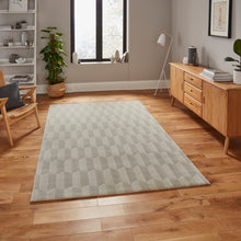 Load image into Gallery viewer, Aurora 54207 Beige Modern Rug