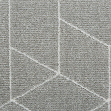 Load image into Gallery viewer, Aurora 53515 Geometric Shapes Modern Rug