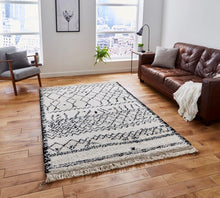 Load image into Gallery viewer, Boho 5402 Modern Rug