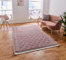 Load image into Gallery viewer, Boho 7043 Shaggy Modern Rug