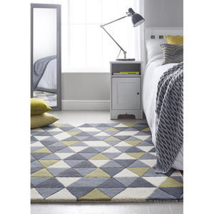 Honeycomb Modern Rugs