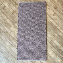 Load image into Gallery viewer, Voras Hand Woven Wool Rug - Taupe