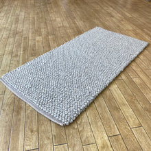 Load image into Gallery viewer, Voras Hand Woven Wool Rug - Grey