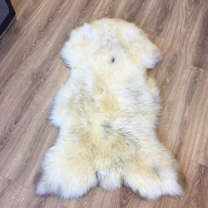 Sale - Sheepskin Rug natural Rare Breed - XL