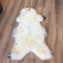 Load image into Gallery viewer, Sale - Sheepskin Rug natural Rare Breed - XL