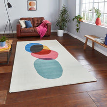 "Load image into Gallery viewer, Inaluxe IX12 ""Transmission"" Modern Designer Rug"