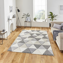 Load image into Gallery viewer, Matrix MT15 Geometric Modern Rug