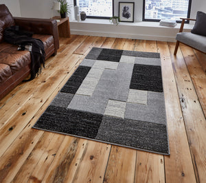 Matrix A0221 Modern Rugs