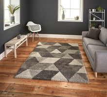 Load image into Gallery viewer, Royal Nomadic 7611 Geometric Modern Rugs