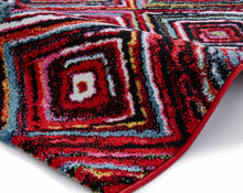 Load image into Gallery viewer, Sunrise Y505A Multi coloured Modern Rug